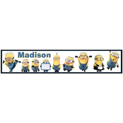 Personalised Minion Ruler