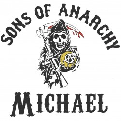 Personalised Sons of Anarchy Mug