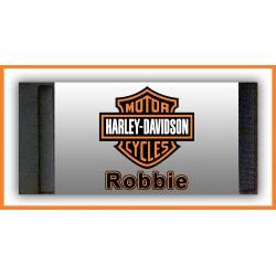 Personalised Harley Davidson Stubby Cooler