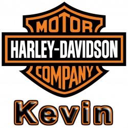 Personalised Harley Davidson Mug