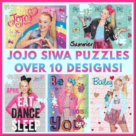 Personalised Jojo Siwa Puzzle