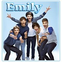 Personalised One Direction Mug
