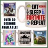 Personalised Fortnite Mug