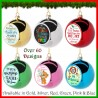 Teachers Thank you Christmas Bauble