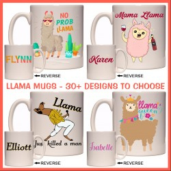 Personalised Design Mug