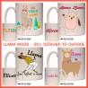 Personalised Llama Mug