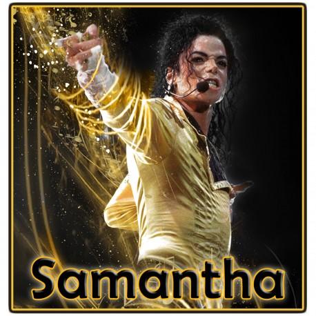 Personalised Michael Jackson Mug