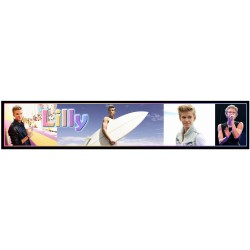 Personalised Cody Simpson Ruler