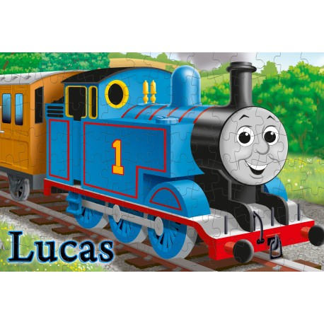 Personalised Kid's Character Puzzle