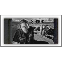 Personalised Sons of Anarchy Stubby Cooler