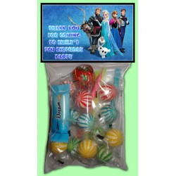 Personalised Frozen Lolly Bags