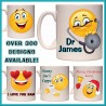 Personalised Smiley Face - Emoji Mug