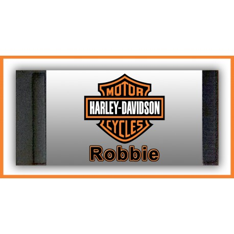 Personalised Harley Davidson Stubby Cooler