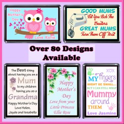 Personalised Mother's Day Fridge Magnet