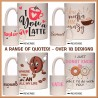Personalised LOVE & Coffee Mug