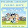 Personalised Bluey Puzzle