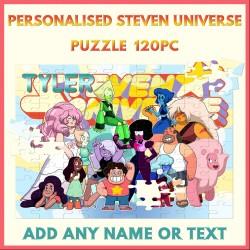 Personalised Steven Universe Puzzle