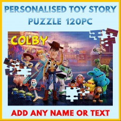 Personalised Toy Story Puzzle