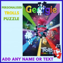 Personalised Trolls Puzzle
