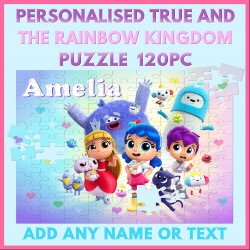 Personalised True & the Rainbow Kingdom Puzzle
