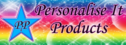 Personalise It Products